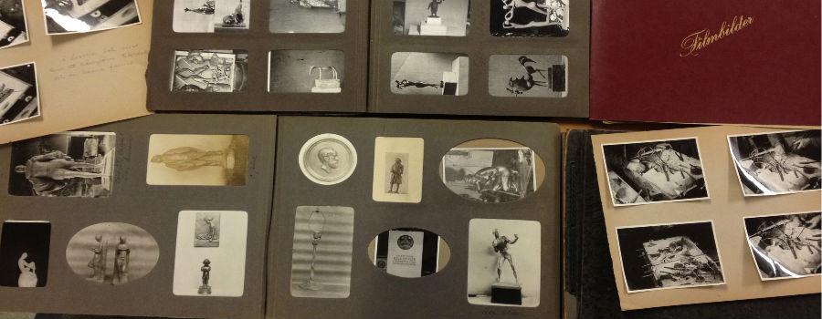 Ur Otto Meyers arkiv hos Centrum för Näringslivshistoria.